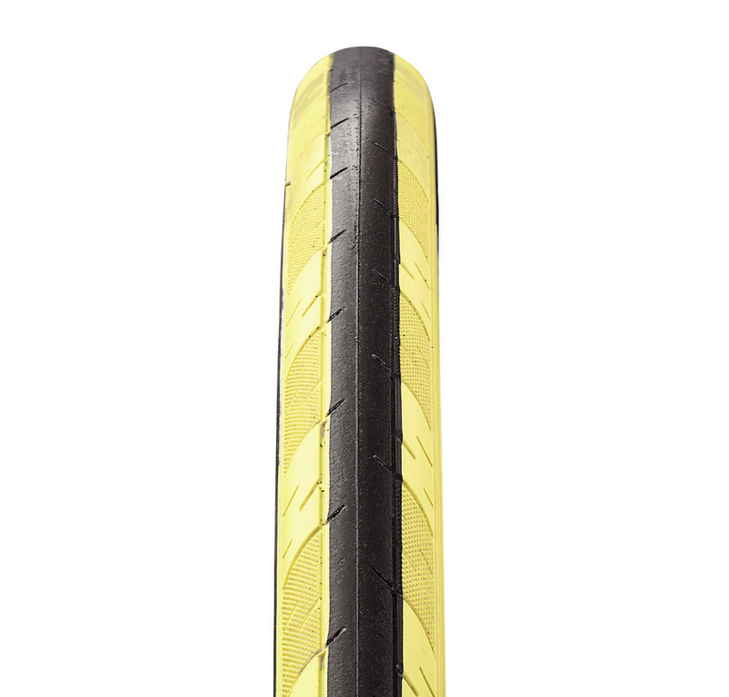 Plášť MAXXIS DETONATOR drôt 700x23 ŽLTÁ