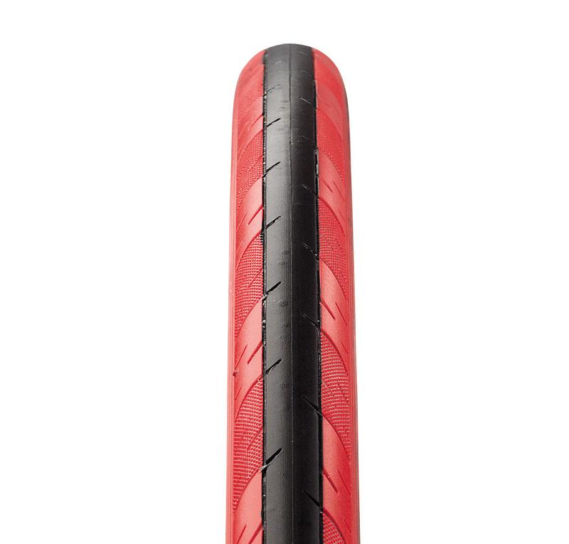 Plášť MAXXIS DETONATOR drôt 700x23 červená