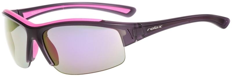 Športové slnečné okuliare RELAX Davar čierne R5392A