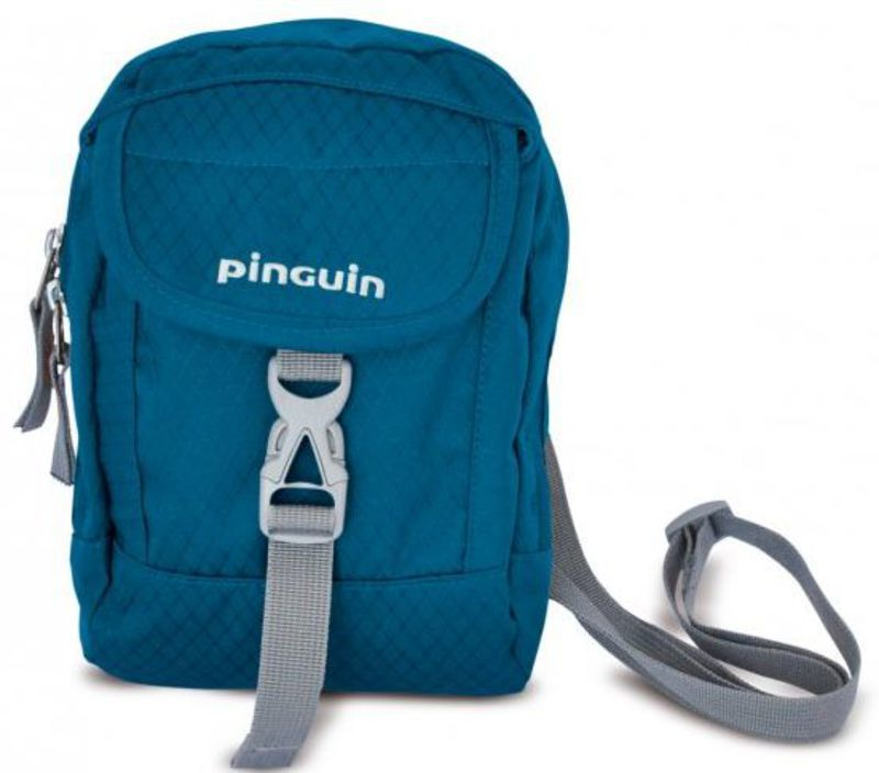 Ľadvinka Pinguin Handbag L Blue