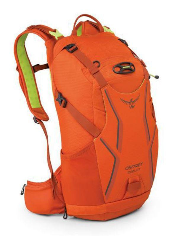 Batoh Osprey Zealot 15 Atomic Orange