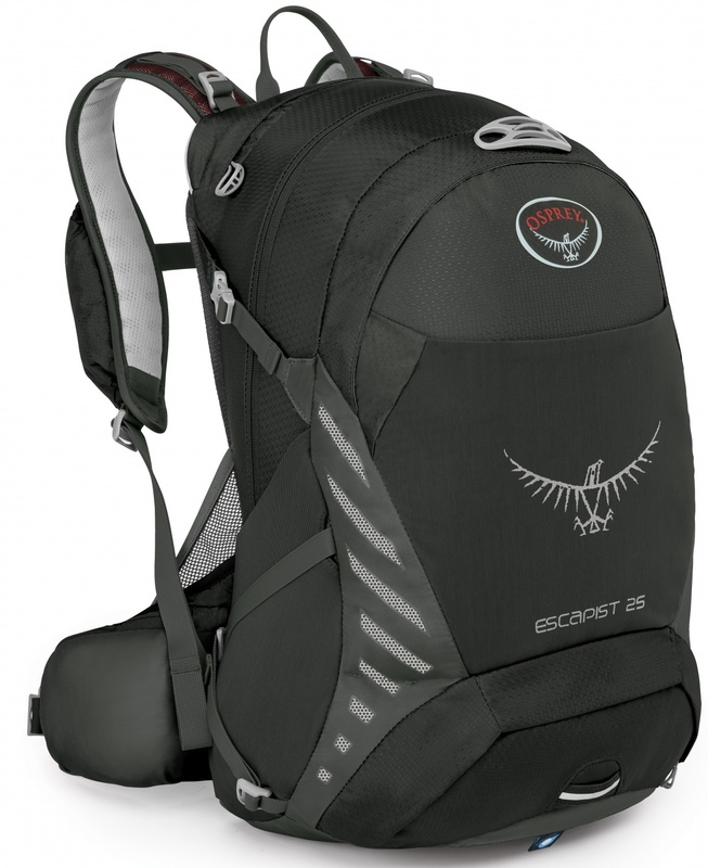 Batoh Osprey Escapist 25 Black M/L