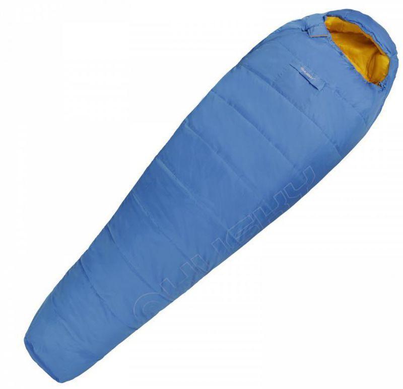 Spacie vrece Outdoor Husky -10°C modrý Long
