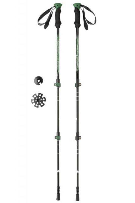 Trekové palice Ferrino ULTAR green 78403