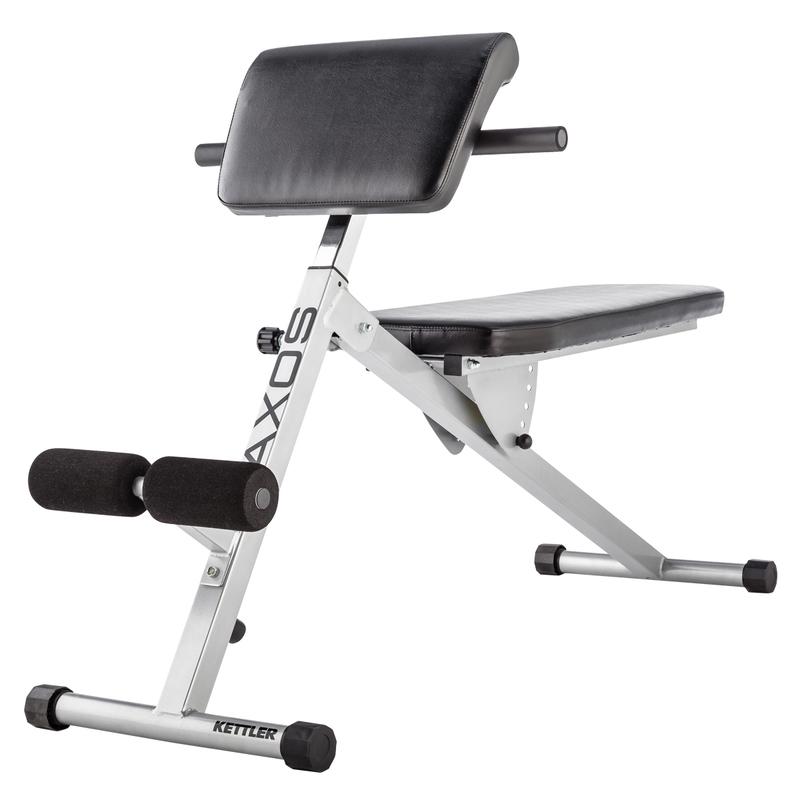 Posilňovací lavica Kettler COMBI Trainer 7629-700
