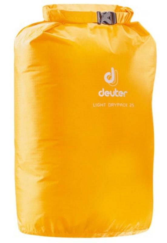 Vodotesný vak Deuter Light Drypack 25 sun (39282)