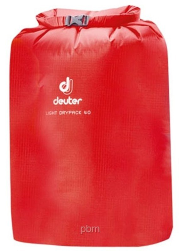 Vodotesný vak Deuter Light Drypack 40 fire (39292)