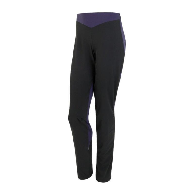 Dámske nohavice Sensor Profi čierna / fialová 16200145 M
