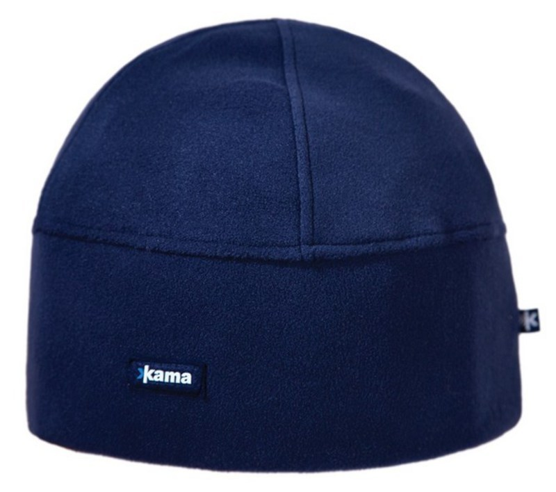 Čiapky Kama A108 108 tmavo modrá