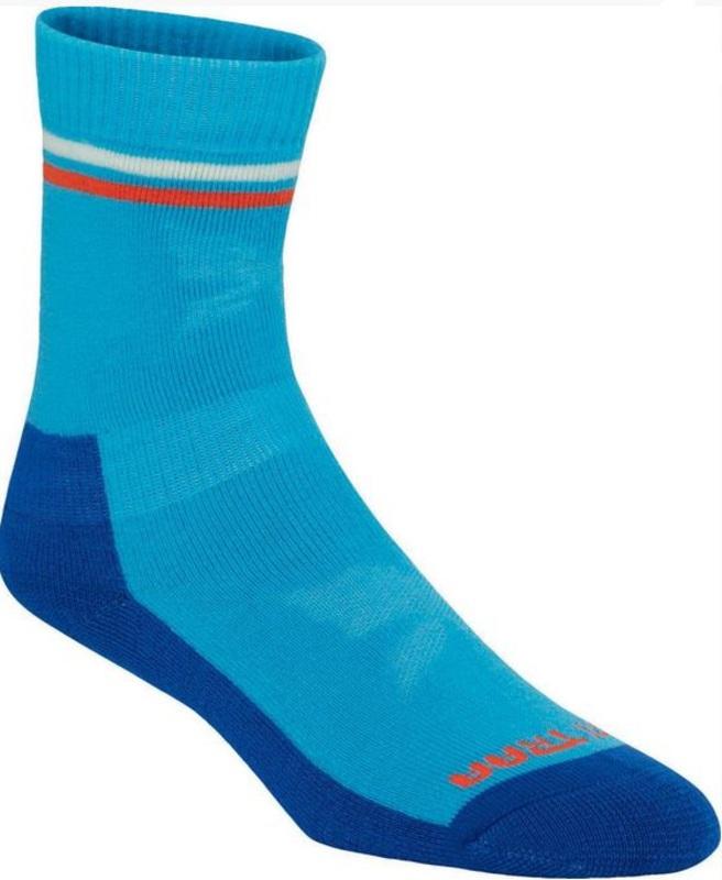 Ponožky Kari Traa A Wool Sock AQUA S