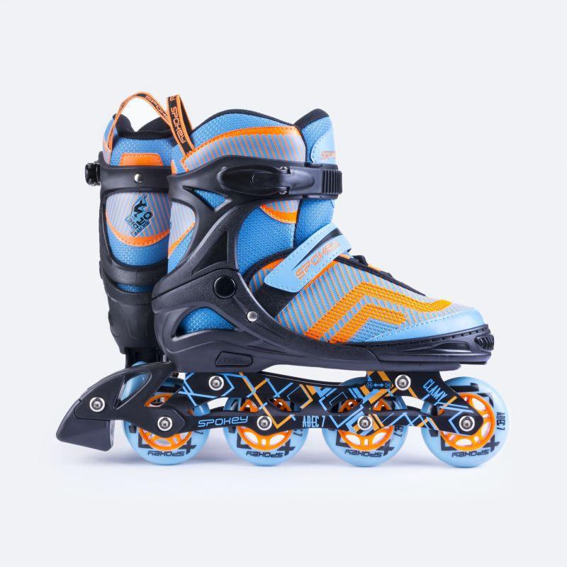 Kolieskové korčule Spokey Avata tyrkys