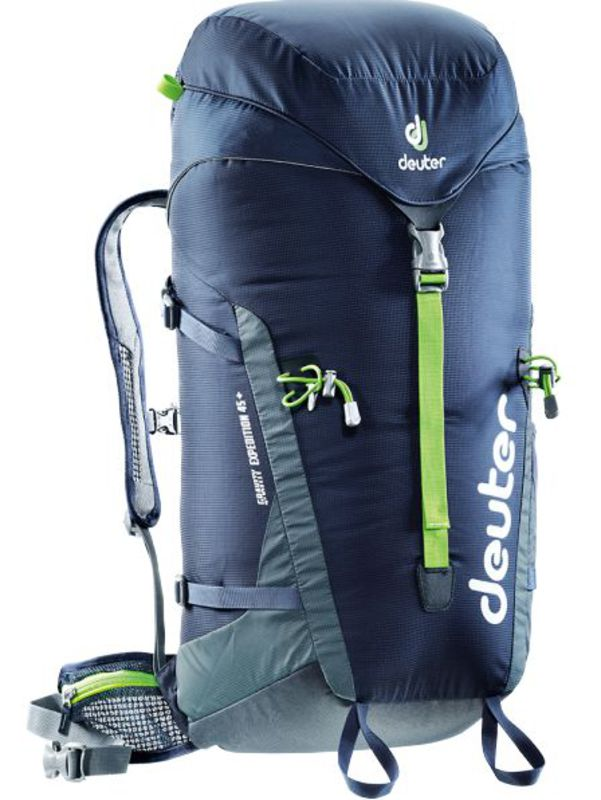 Batoh Deuter Gravity Expedition 45 Navy-granite (3362417)
