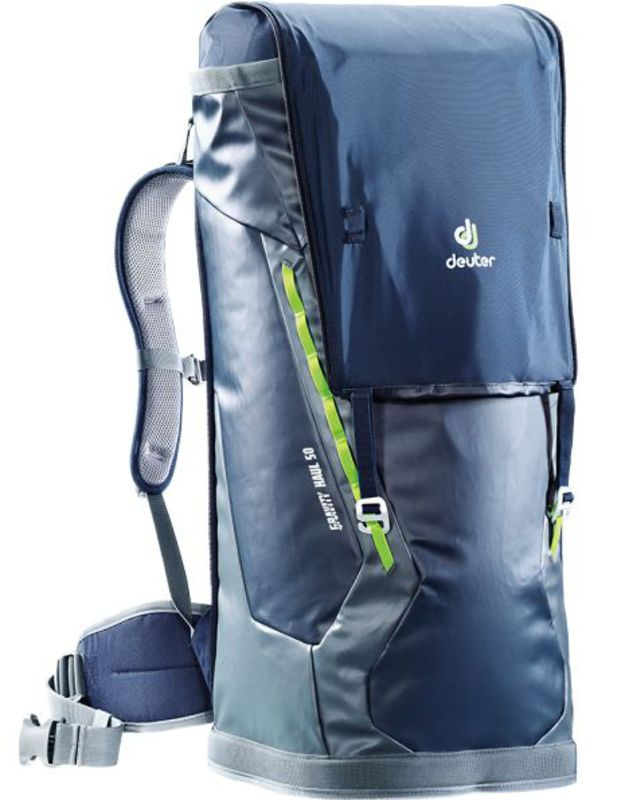 Batoh Deuter Gravity Haul navy-granite (3362317)