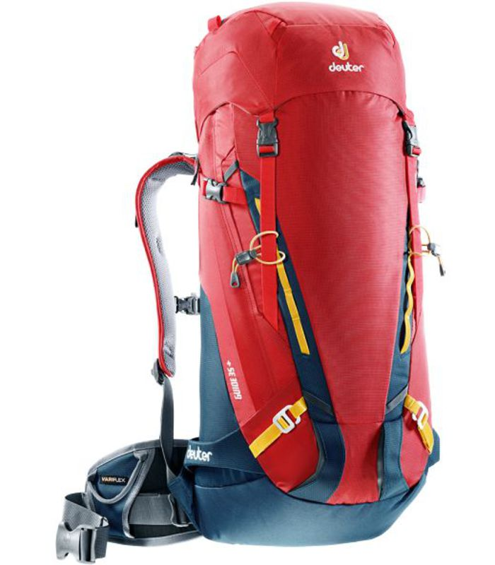 Batoh Deuter Guide 35+ fire-arctic (3361117)