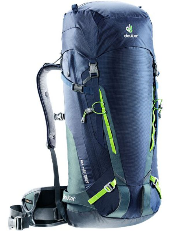 Batoh Deuter Guide 42+ EL Navy-granite (3361917)
