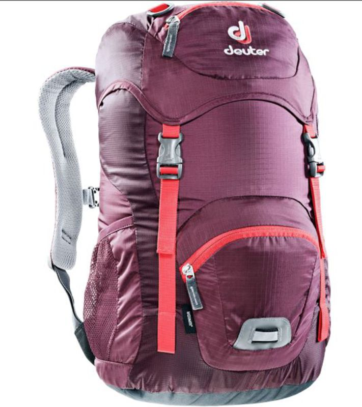 Batoh Deuter Junior 18 blackberry-aubergine (36029)