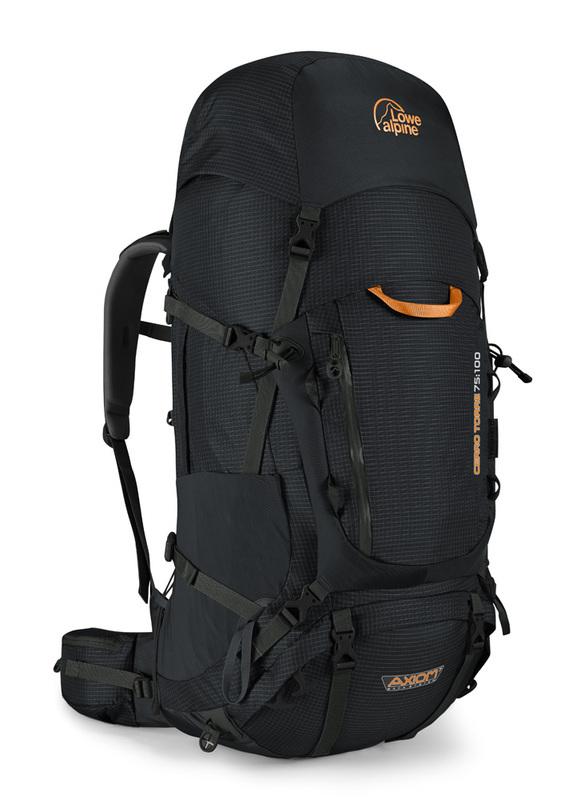 Batoh Lowe alpine Axiom 7 Cerro Torre 75:100 black