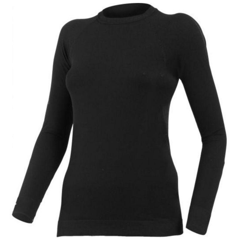 Dámske termo triko Lasting Marela 9090 čierna L/XL