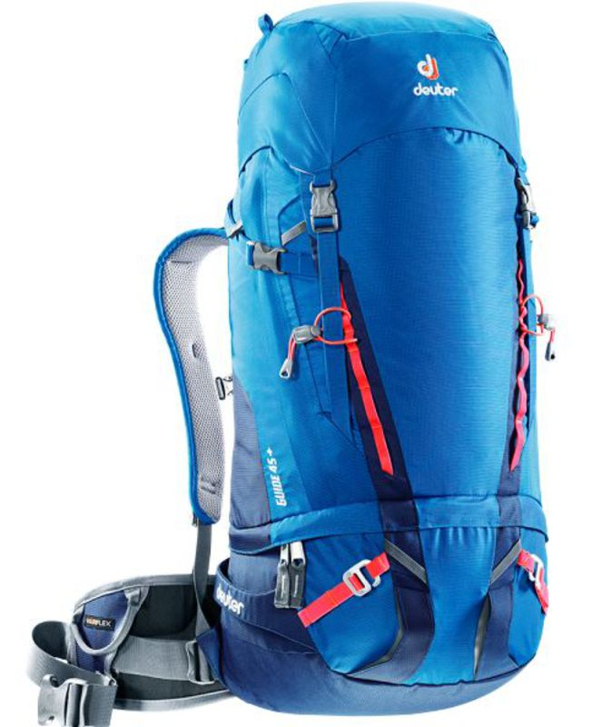 Batoh Deuter Guide 45+ bay-midnight (3361317)