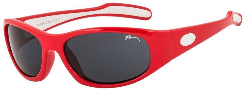 Detské slnečné okuliare RELAX Luchu červené R3063F
