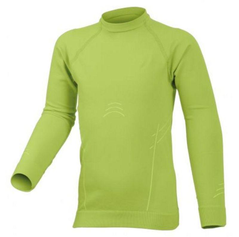 Detské termo triko Lasting Dario 6101 zelená 110-122