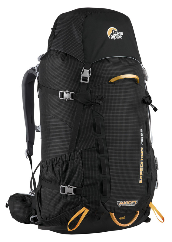 Batoh Lowe Alpine Axiom 7 Expedition 75:95 black / bl