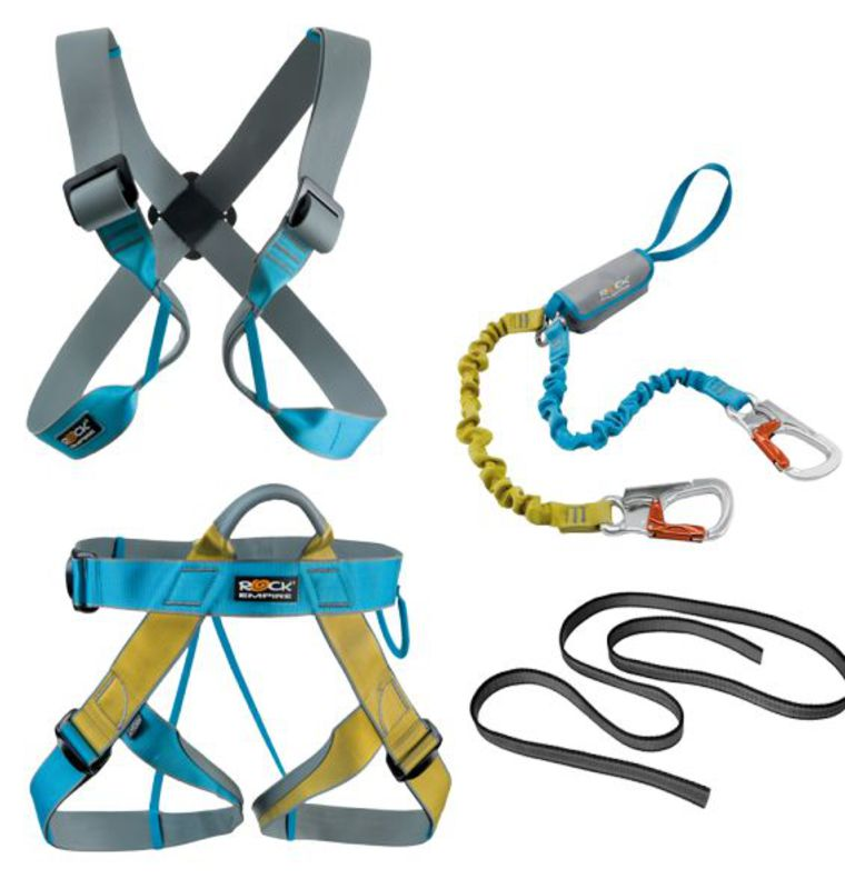Ferrata Safety Set Rock Empire