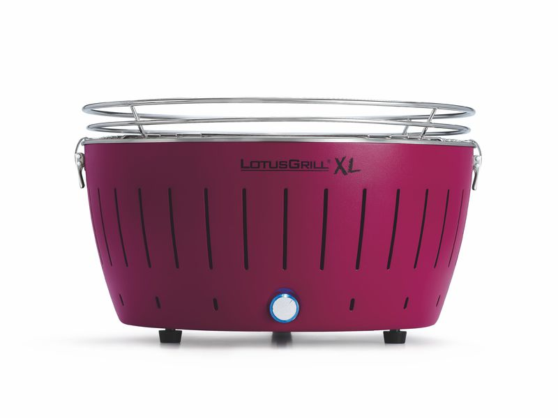 Lotus Grill Purple XL - G-LI-435