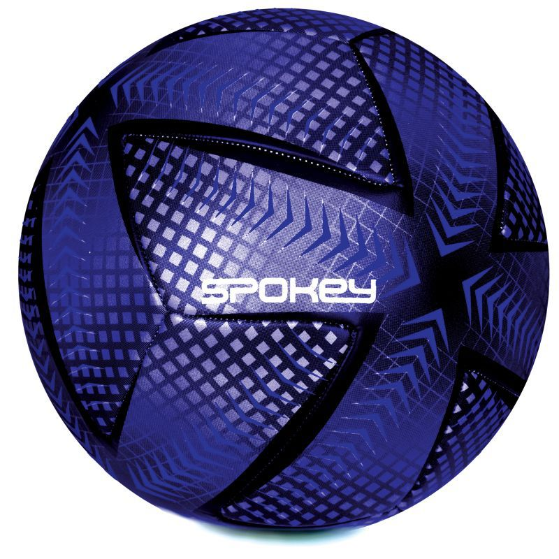 Futbalový lopta Spokey SWIFT fialový vel.5