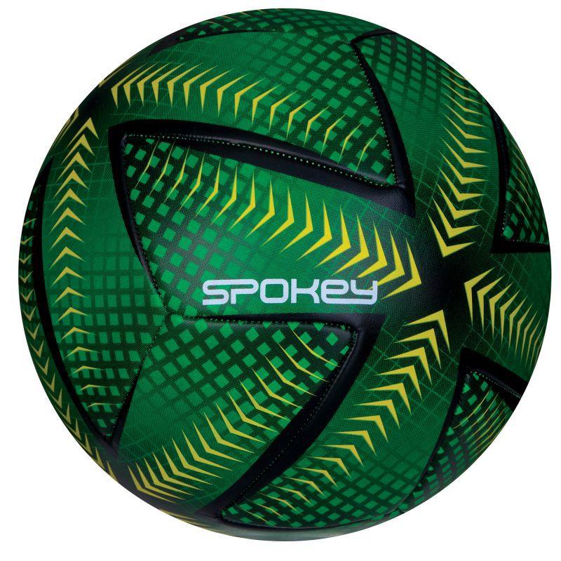 Futbalový lopta Spokey SWIFT zelený vel.5