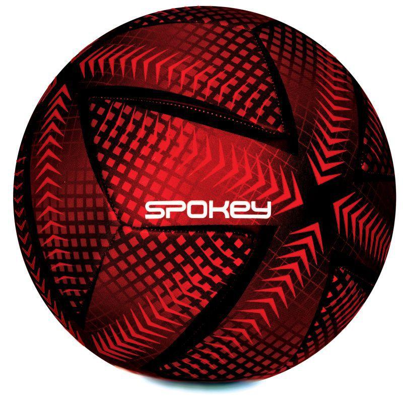 Futbalový lopta Spokey SWIFT červený vel.5