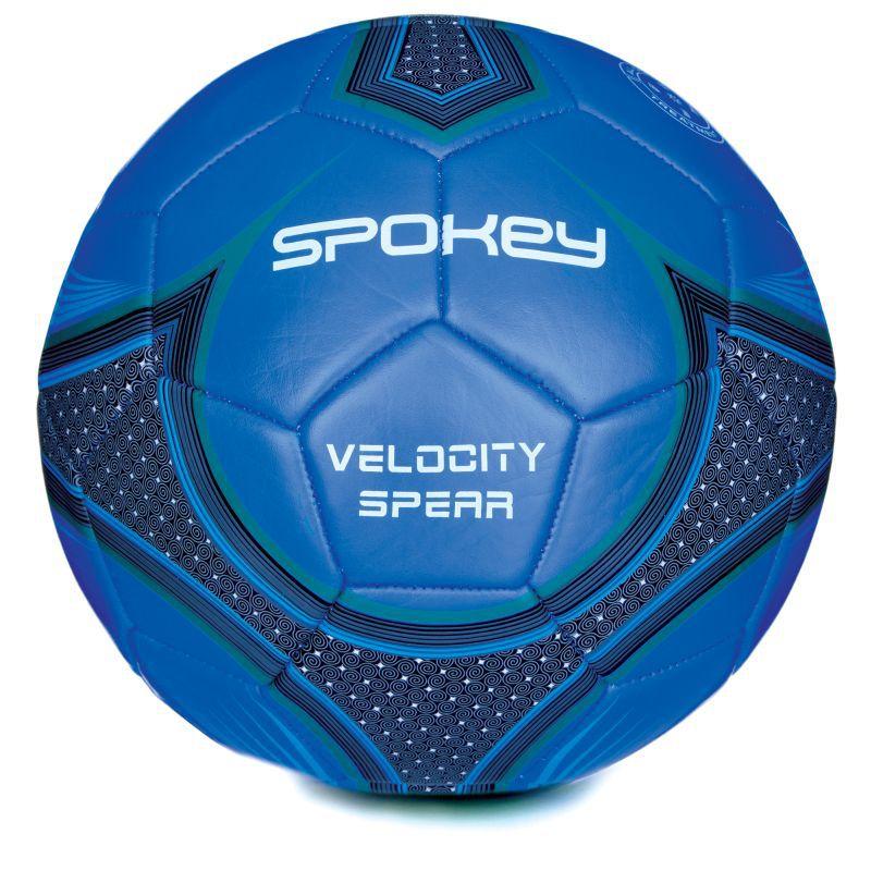 Futbalový lopta Spokey VELOCITY SPEAR modrý vel.5