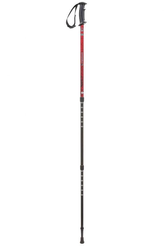 Trekové palice Ferrino GTA red 78119