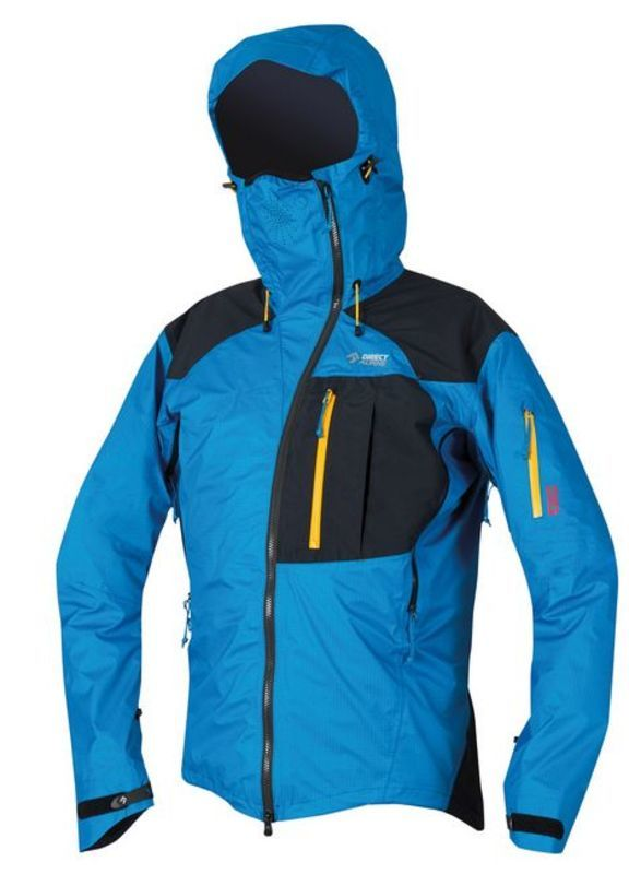 Bunda Direct Alpine Guide 5.0 blue / anthro / gold XL