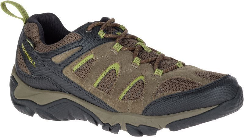 Topánky Merrell OUTMOST VENT GTX boulder J09531