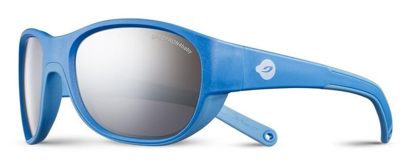 Slnečný okuliare Julbo LUKY SP4 BABY cyan blue / blue