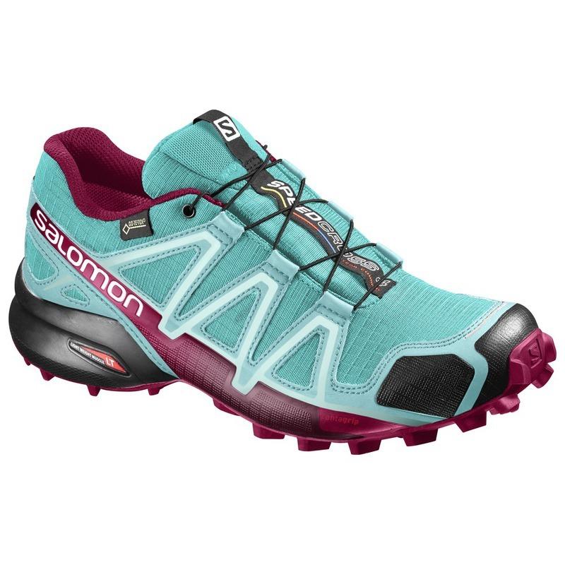 Topánky Salomon SPEEDCROSS 4 GTX ® W 394667 6,5 UK