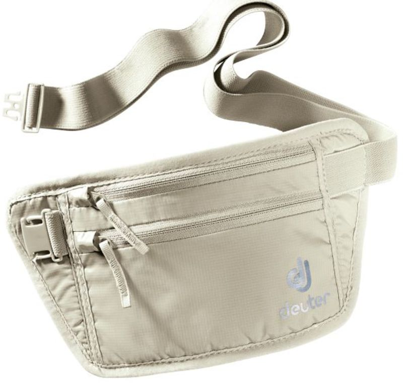 Ľadvinka Deuter Security Money Belt I sand (3910216)