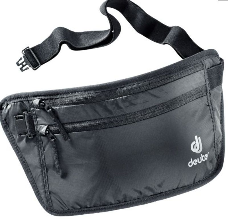 Ľadvinka Deuter Security Money Belt II black (3910216)
