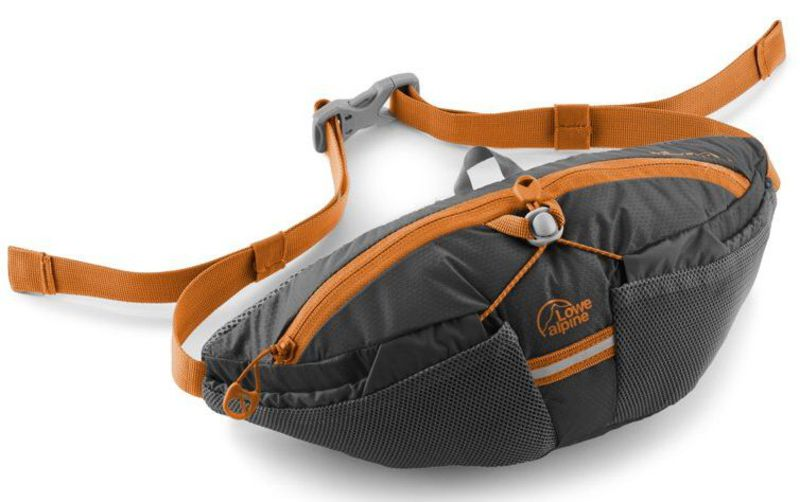 Ľadvinka Lowe alpine Lightflite 2 anthracite / pumpkin