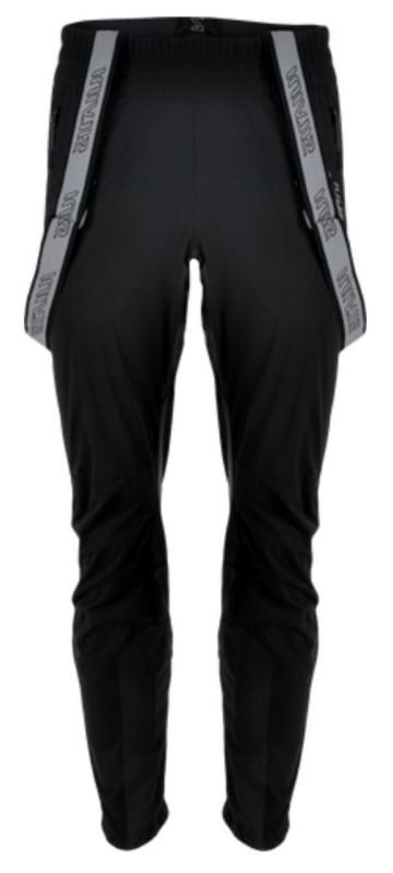 Pánske nohavice na bežky Silvini Mazaro MP1110 black S