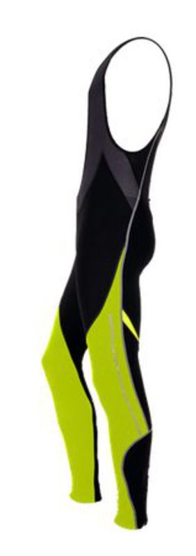 38bea03cf495 Pánske nohavice Silvini Movenza Top MP51 neon-black XL