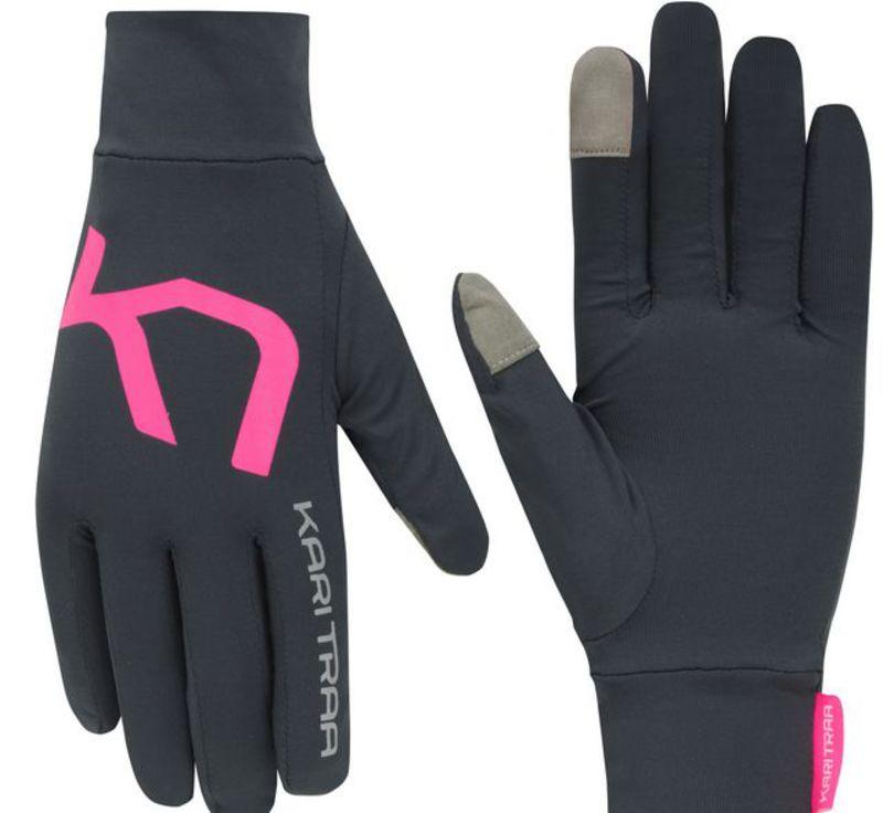 Rukavice Kari Traa Myrbla Glove Ebony 6