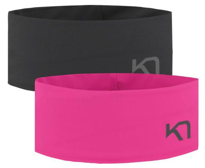 Čelenka Kari Traa Myrbla Headband 2PK KPINK