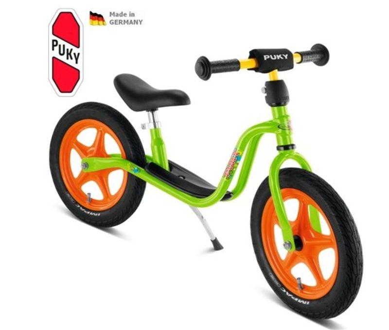 Odrážadlo PUKY Learner Bike Standard LR 1L kivi / orange