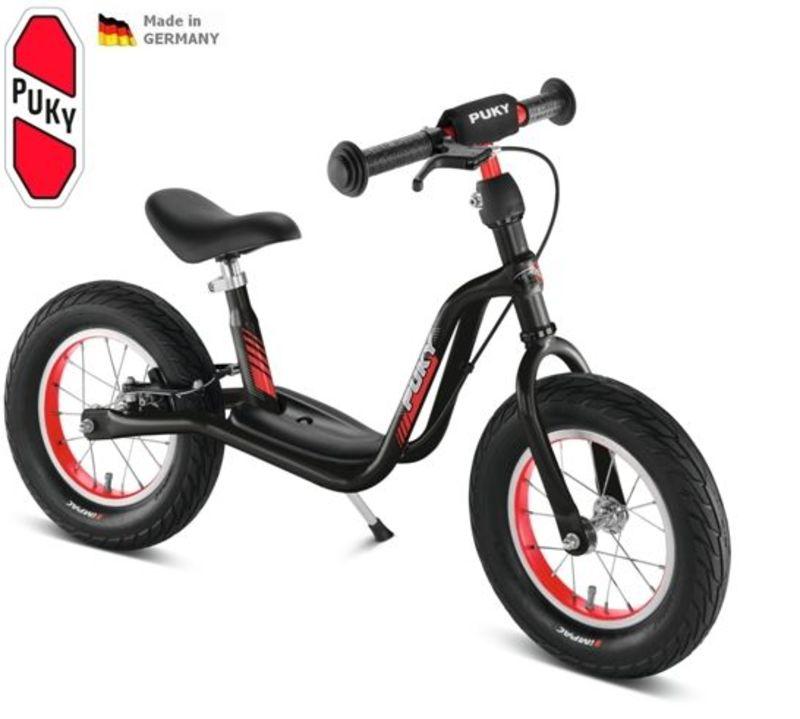 Odrážadlo s brzdou PUKY Learner Bike XL LR XL čierne