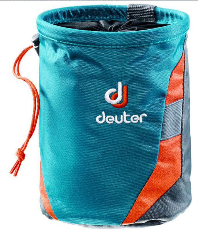 Pytlík na magnézium Deuter Gravity Chalk Bag II L