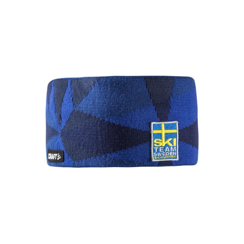 Čelenka CRAFT Ski Team Casual 1905693-2381 - modrá S-M