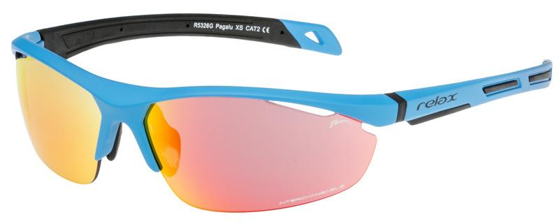 Športové slnečné okuliare Relax Pagalu XS R5326G