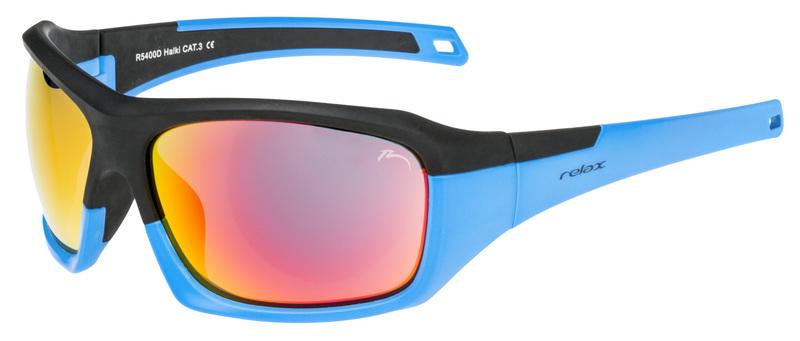 Športové slnečné okuliare Relax Halki R5400D